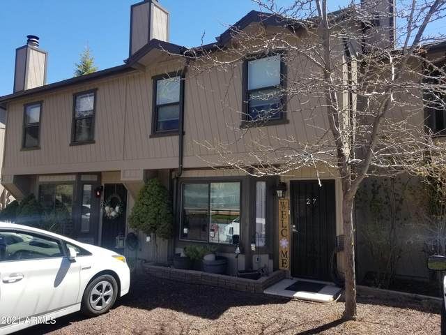 1460 S Adair Drive #27, Pinetop, AZ 85935 (MLS #6230498) :: Sheli Stoddart Team | M.A.Z. Realty Professionals
