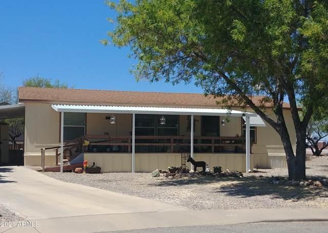 6131 Desert Grass Circle, Sierra Vista, AZ 85635 (MLS #6230541) :: Yost Realty Group at RE/MAX Casa Grande