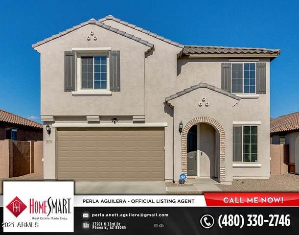 26751 N 70TH Lane, Peoria, AZ 85383 (MLS #6230547) :: Kepple Real Estate Group