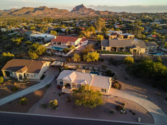 17013 E Malta Drive, Fountain Hills, AZ 85268 (MLS #6230551) :: Klaus Team Real Estate Solutions