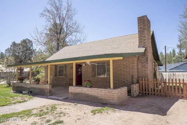 173 W Standage Drive, Payson, AZ 85541 (MLS #6230553) :: Yost Realty Group at RE/MAX Casa Grande