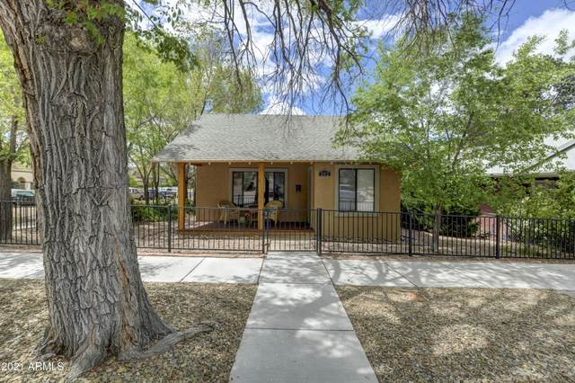 202 N Summit Avenue, Prescott, AZ 86301 (MLS #6230565) :: The Riddle Group