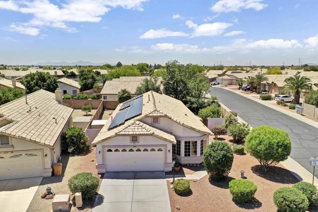 10865 W Ventana Drive E, Sun City, AZ 85373 (MLS #6230591) :: Yost Realty Group at RE/MAX Casa Grande