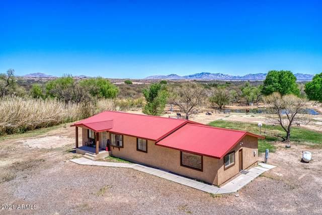 255 N Highway 80 Street, Saint David, AZ 85630 (MLS #6230602) :: Yost Realty Group at RE/MAX Casa Grande