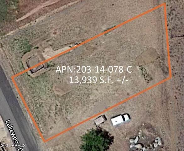 23159 S Lakewood Drive, Yarnell, AZ 85362 (MLS #6230607) :: Keller Williams Realty Phoenix