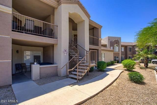 17017 N 12th Street #2053, Phoenix, AZ 85022 (MLS #6230608) :: Kepple Real Estate Group