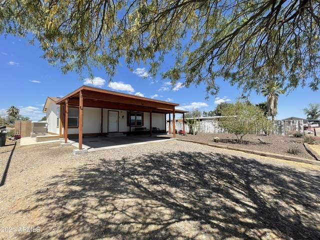 22316 W Harmony Street, Wittmann, AZ 85361 (#6230622) :: Luxury Group - Realty Executives Arizona Properties