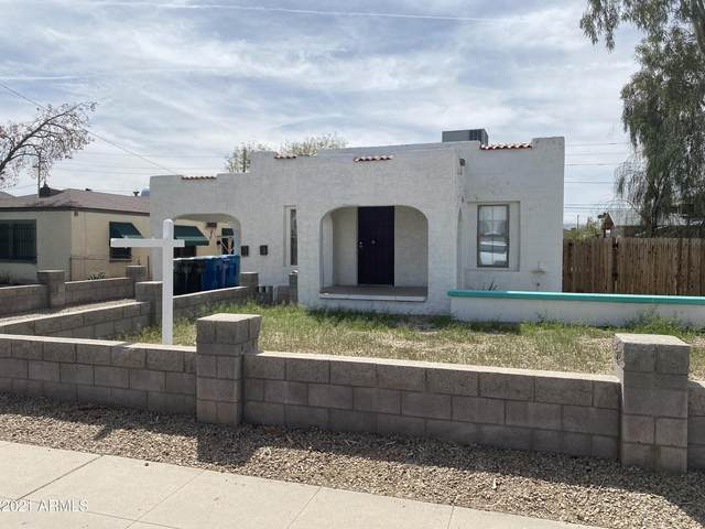 1423 E Pierce Street, Phoenix, AZ 85006 (MLS #6230638) :: The Carin Nguyen Team