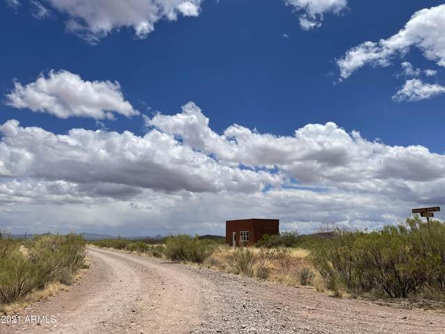 4555 N Chisolm Trail, Bisbee, AZ 85603 (MLS #6230643) :: The Laughton Team