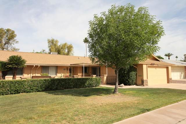 10432 W Prairie Hills Circle, Sun City, AZ 85351 (MLS #6230647) :: Sheli Stoddart Team | M.A.Z. Realty Professionals