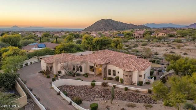 3152 N 76TH Way, Mesa, AZ 85207 (MLS #6230658) :: Yost Realty Group at RE/MAX Casa Grande