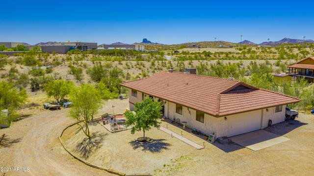 2335 W Miner Road, Wickenburg, AZ 85390 (MLS #6230660) :: Long Realty West Valley