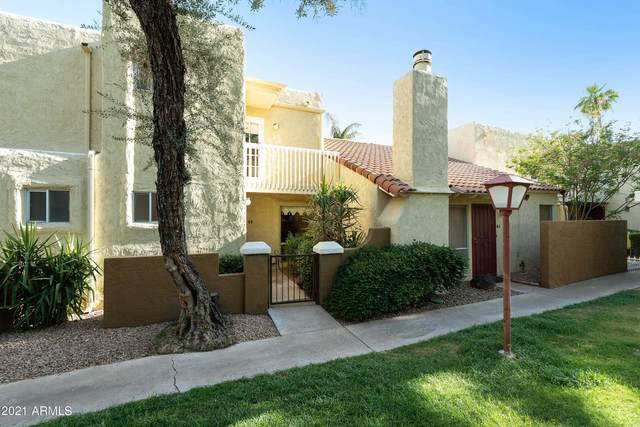 6540 N 7TH Avenue #44, Phoenix, AZ 85013 (MLS #6230669) :: Yost Realty Group at RE/MAX Casa Grande