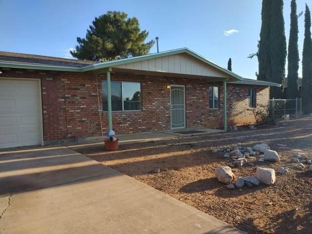 580 Clark Drive, Sierra Vista, AZ 85635 (MLS #6230680) :: Conway Real Estate