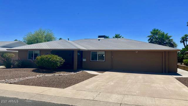 10529 W Pleasant Valley Road, Sun City, AZ 85351 (MLS #6230692) :: Howe Realty