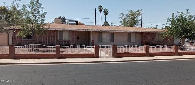 811 E 10TH Street, Mesa, AZ 85203 (MLS #6230697) :: Yost Realty Group at RE/MAX Casa Grande