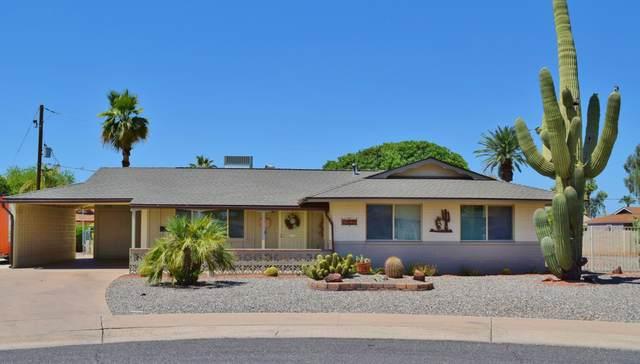 11638 N 103RD Avenue, Sun City, AZ 85351 (MLS #6230725) :: Yost Realty Group at RE/MAX Casa Grande