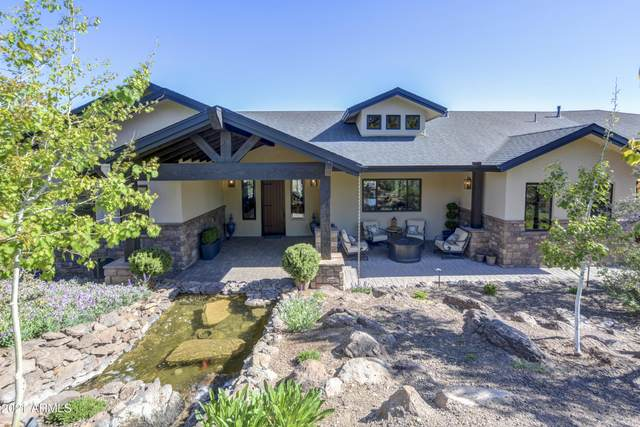 2746 W Boone Court, Prescott, AZ 86305 (MLS #6230727) :: The Riddle Group