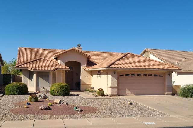2733 Candlewood Drive, Sierra Vista, AZ 85650 (MLS #6230729) :: The Luna Team