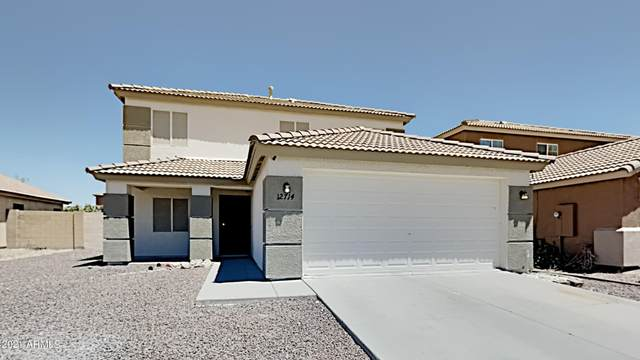12714 W Scotts Drive, El Mirage, AZ 85335 (MLS #6230736) :: Devor Real Estate Associates