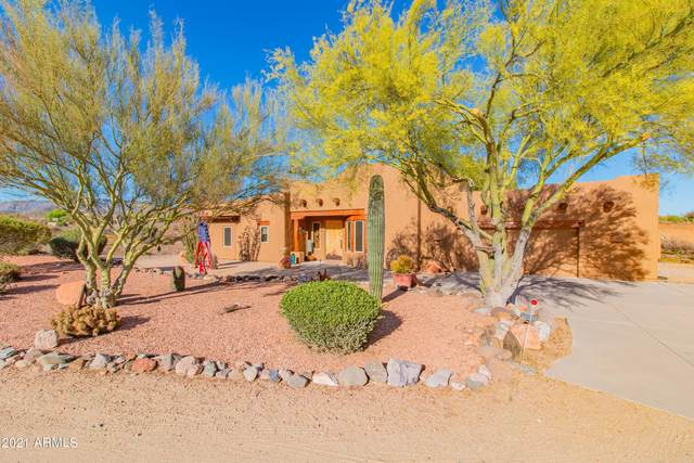 41200 N 56TH Street, Cave Creek, AZ 85331 (MLS #6230737) :: ASAP Realty