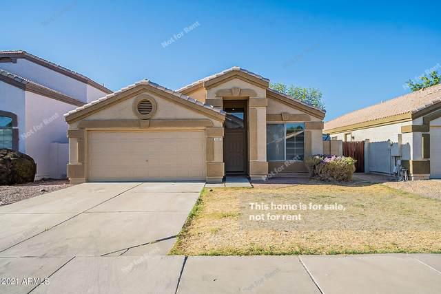 1680 E Saratoga Street, Gilbert, AZ 85296 (MLS #6230745) :: The Laughton Team