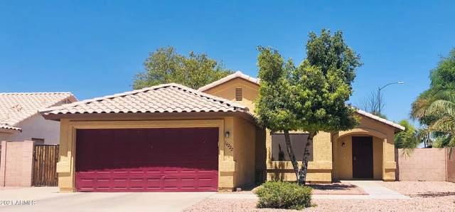 16222 W Grant Street, Goodyear, AZ 85338 (MLS #6230764) :: Yost Realty Group at RE/MAX Casa Grande