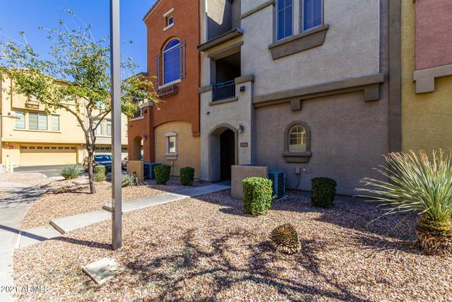 2401 E Rio Salado Parkway #1036, Tempe, AZ 85281 (MLS #6230772) :: Executive Realty Advisors