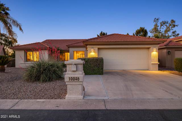 10046 E Copper Drive, Sun Lakes, AZ 85248 (MLS #6230775) :: Long Realty West Valley