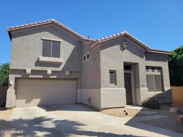 14365 W Lexington Avenue, Goodyear, AZ 85395 (MLS #6230777) :: Executive Realty Advisors