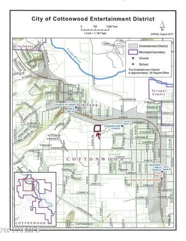 7XX E Mingus Avenue, Cottonwood, AZ 86326 (MLS #6230787) :: Yost Realty Group at RE/MAX Casa Grande