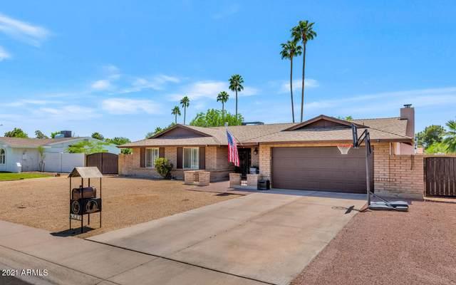 5337 E Winchcomb Drive, Scottsdale, AZ 85254 (MLS #6230788) :: Conway Real Estate