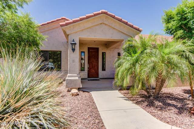 2710 S 218TH Lane, Buckeye, AZ 85326 (MLS #6230831) :: ASAP Realty