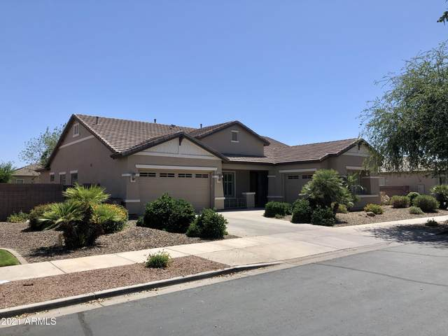 18631 E Canary Way, Queen Creek, AZ 85142 (MLS #6230853) :: Yost Realty Group at RE/MAX Casa Grande