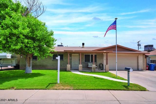 45 S Pueblo Street, Gilbert, AZ 85233 (MLS #6230879) :: Conway Real Estate
