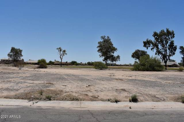 8460 W Mission Hills Drive, Arizona City, AZ 85123 (MLS #6230906) :: The Carin Nguyen Team