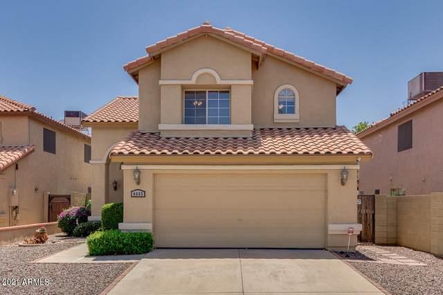4605 E Hartford Avenue, Phoenix, AZ 85032 (MLS #6230908) :: Keller Williams Realty Phoenix