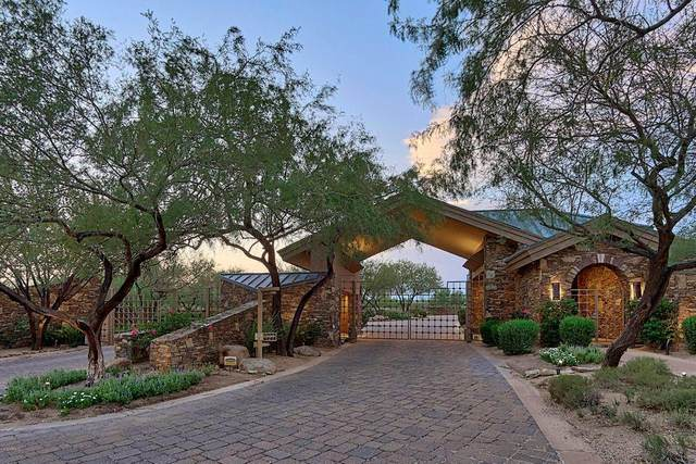 24259 N 91ST Street, Scottsdale, AZ 85255 (MLS #6230919) :: The Newman Team