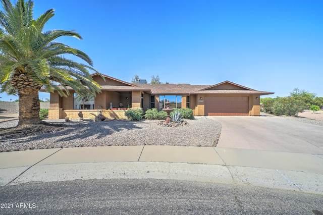 13426 W Ballad Drive, Sun City West, AZ 85375 (MLS #6230922) :: Yost Realty Group at RE/MAX Casa Grande