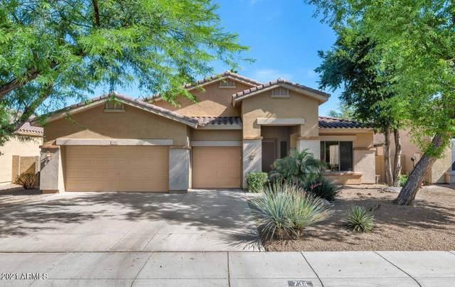 734 E Gemini Place, Chandler, AZ 85249 (MLS #6230925) :: Yost Realty Group at RE/MAX Casa Grande