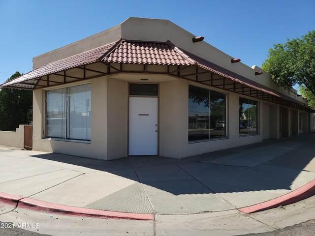 173 N Haskell Avenue, Willcox, AZ 85643 (MLS #6230950) :: Keller Williams Realty Phoenix