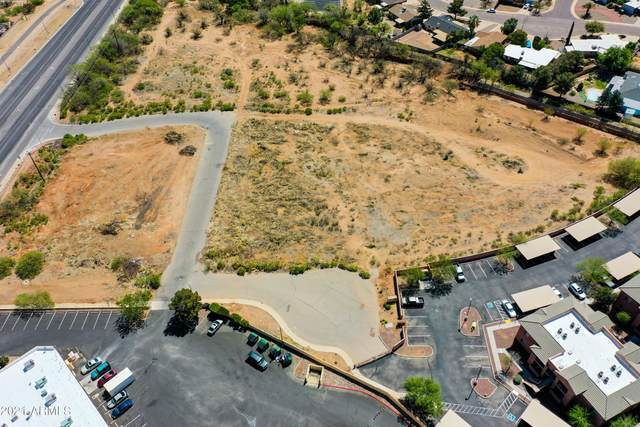 TBD E Hwy 90 (3.87Ac Commercial), Sierra Vista, AZ 85635 (#6230961) :: Long Realty Company