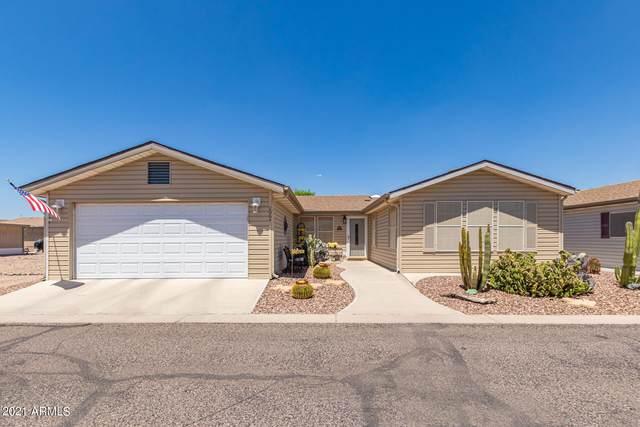3301 S Goldfield Road #2064, Apache Junction, AZ 85119 (MLS #6230970) :: Sheli Stoddart Team | M.A.Z. Realty Professionals
