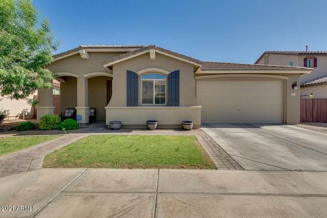 1177 W Sycamore Road, San Tan Valley, AZ 85140 (MLS #6230979) :: Balboa Realty