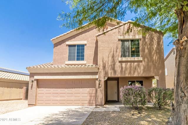 572 W Lucky Penny Place, Casa Grande, AZ 85122 (MLS #6231000) :: Yost Realty Group at RE/MAX Casa Grande