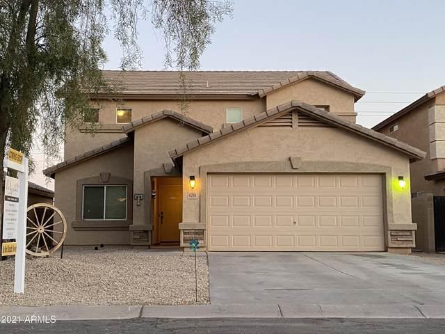 4783 E Silverbell Road, San Tan Valley, AZ 85143 (MLS #6231008) :: Conway Real Estate