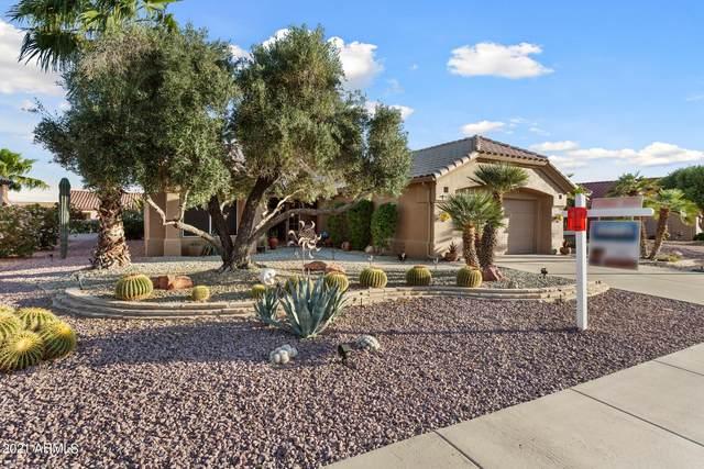 14019 W Black Gold Lane, Sun City West, AZ 85375 (#6231021) :: The Josh Berkley Team