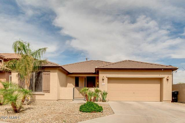 15409 N 180TH Court, Surprise, AZ 85388 (MLS #6231025) :: Long Realty West Valley