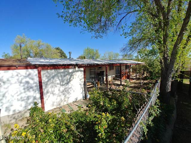 136 E Merritt Street, Prescott, AZ 86301 (MLS #6231029) :: The Riddle Group