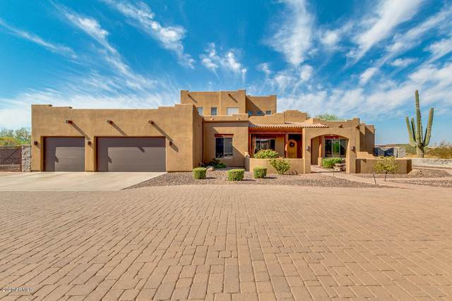 12875 E Cochise Road, Scottsdale, AZ 85259 (MLS #6231037) :: Howe Realty